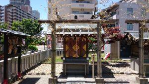 胡録神社 道祖神社