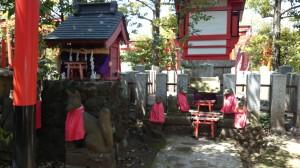 東伏見稲荷神社 稲荷社