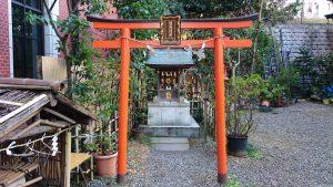三田春日神社 福徳稲荷神社