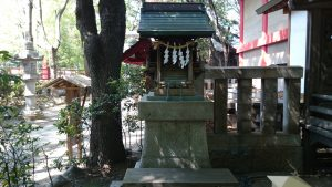 田無神社 少彦名神社