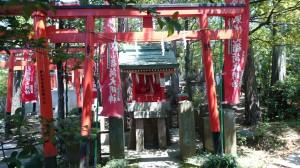 東伏見稲荷神社 末広社