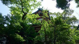 多摩川浅間神社 本殿