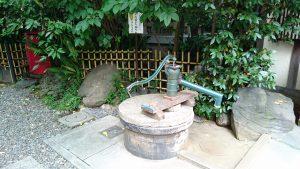 第六天榊神社 井戸