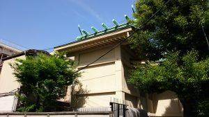 矢先稲荷神社 本殿