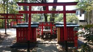 東伏見稲荷神社 綾太郎稲荷社