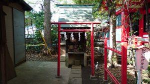 赤堤六所神社 松沢稲荷神社