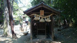 中山神社 荒脛神社