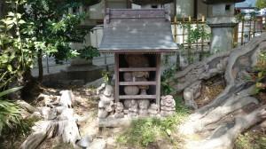 松陰神社 大黒社