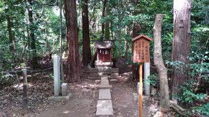 鷲宮神社 稲荷神社