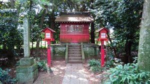 鷲宮神社 八幡神社