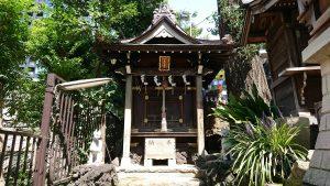 元神明宮 天白稲荷神社