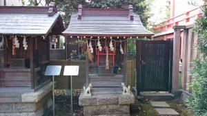 松原菅原神社 稲荷神社