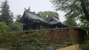 鷲宮神社 神崎神社本殿