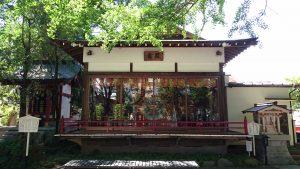 田無神社 舞殿