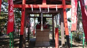 東伏見稲荷神社 金鷹社