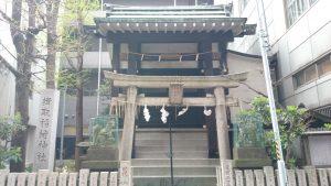 第六天榊神社境外摂社 楫取稲荷神社