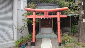蔵前神社 福徳稲荷神社