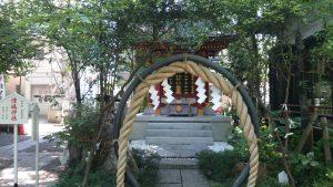 田無神社 津島神社
