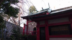 三田春日神社 本殿