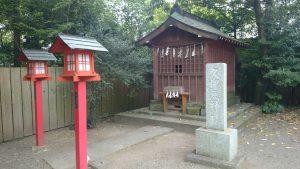 鷲宮神社 久伊豆神社