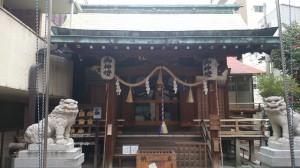 三河稲荷神社