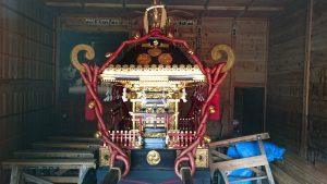 鷲宮神社 千貫神輿