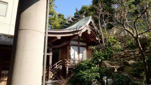 雉子神社 本殿