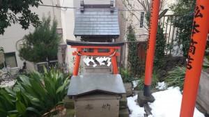 元神明宮 槻根稲荷神社