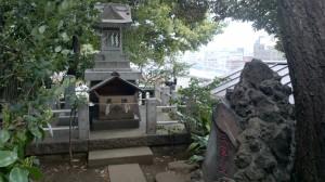 諏方神社 三峰神社