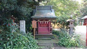 鷲宮神社 姫宮神社