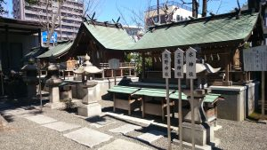 亀戸香取神社 末社