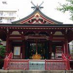 秋葉神社(松が谷)
