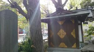 鳥越神社 祖霊舎