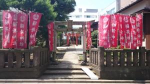 伊富稲荷神社 (1)