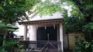 第六天榊神社 神輿庫
