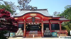 東伏見稲荷神社 拝殿