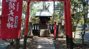 東伏見稲荷神社 要町稲荷社