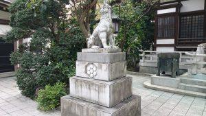鳥越神社 獅子 (1)