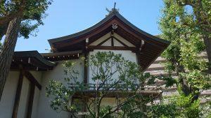 亀戸香取神社 本殿