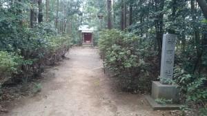 鷲宮神社 神明神社