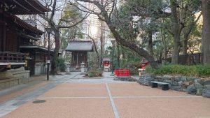 十二社熊野神社 境内社