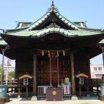 荒川区・胡録神社