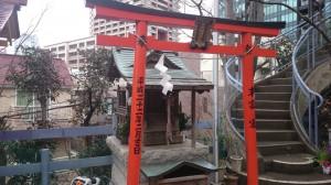 元神明宮 平河稲荷神社