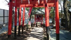東伏見稲荷神社 三徳社