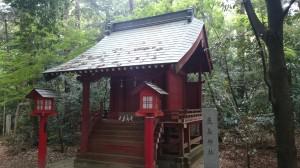 鷲宮神社 鹿島神社