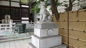鳥越神社 獅子 (2)
