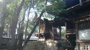 荏原神社本殿