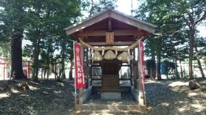 中山神社 稲荷神社