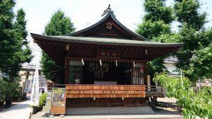 素盞雄神社 神楽殿