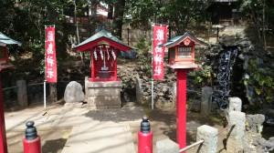 世田谷八幡宮 厳島神社
